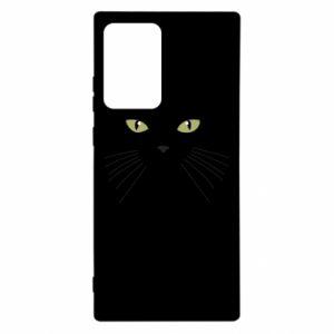 Samsung Note 20 Ultra Case Muzzle Cat