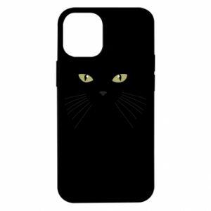 iPhone 12 Mini Case Muzzle Cat