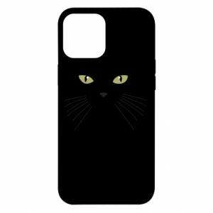 iPhone 12 Pro Max Case Muzzle Cat