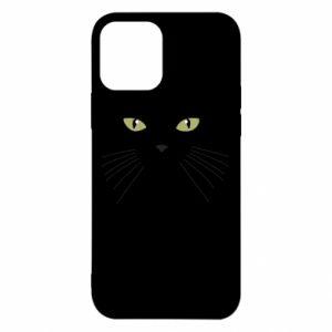 iPhone 12/12 Pro Case Muzzle Cat