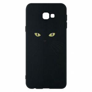 Samsung J4 Plus 2018 Case Muzzle Cat