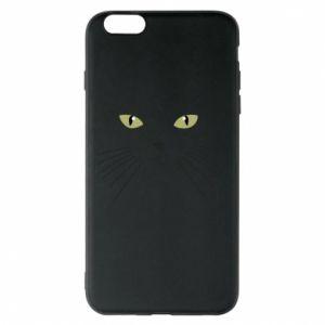 iPhone 6 Plus/6S Plus Case Muzzle Cat