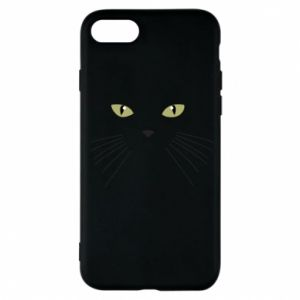 iPhone 7 Case Muzzle Cat