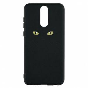 Huawei Mate 10 Lite Case Muzzle Cat