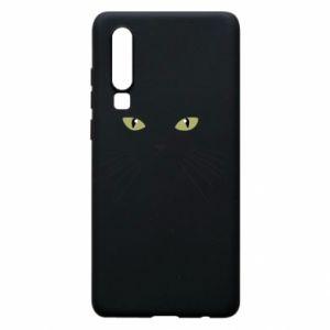 Huawei P30 Case Muzzle Cat