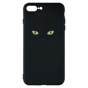 iPhone 7 Plus case Muzzle Cat