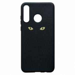Huawei P30 Lite Case Muzzle Cat