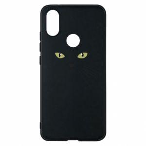 Xiaomi Mi A2 Case Muzzle Cat