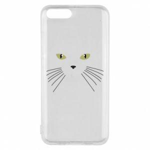 Xiaomi Mi6 Case Muzzle Cat