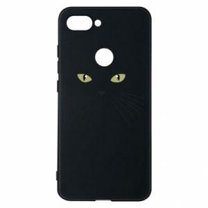 Xiaomi Mi8 Lite Case Muzzle Cat