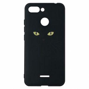 Xiaomi Redmi 6 Case Muzzle Cat