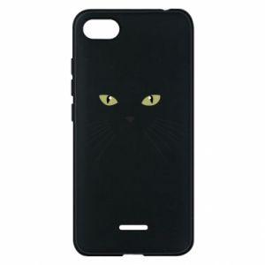 Xiaomi Redmi 6A Case Muzzle Cat