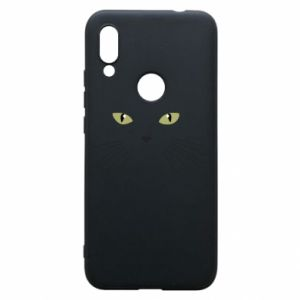 Xiaomi Redmi 7 Case Muzzle Cat