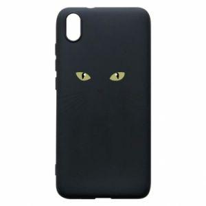 Xiaomi Redmi 7A Case Muzzle Cat