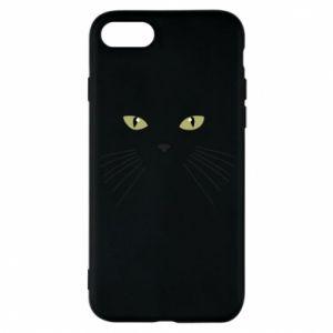 iPhone 8 Case Muzzle Cat
