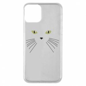 iPhone 11 Case Muzzle Cat