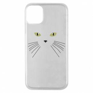 iPhone 11 Pro Case Muzzle Cat
