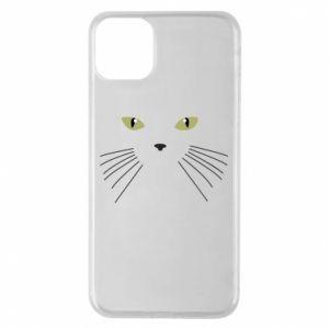 iPhone 11 Pro Max Case Muzzle Cat