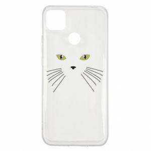 Xiaomi Redmi 9c Case Muzzle Cat