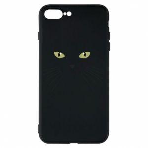 iPhone 8 Plus Case Muzzle Cat