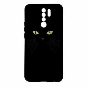 Xiaomi Redmi 9 Case Muzzle Cat