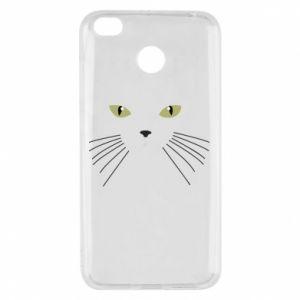Xiaomi Redmi 4X Case Muzzle Cat