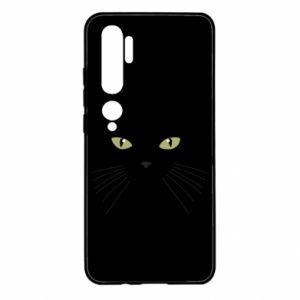 Xiaomi Mi Note 10 Case Muzzle Cat