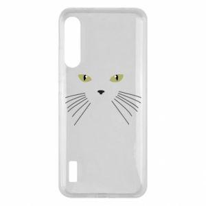 Xiaomi Mi A3 Case Muzzle Cat