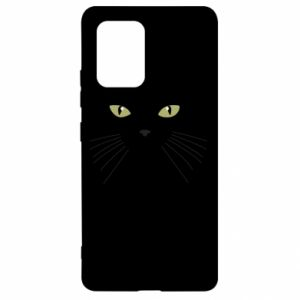 Samsung S10 Lite Case Muzzle Cat