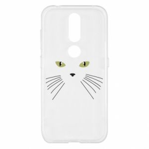 Nokia 4.2 Case Muzzle Cat
