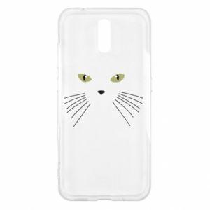 Nokia 2.3 Case Muzzle Cat