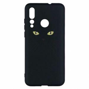 Huawei Nova 4 Case Muzzle Cat