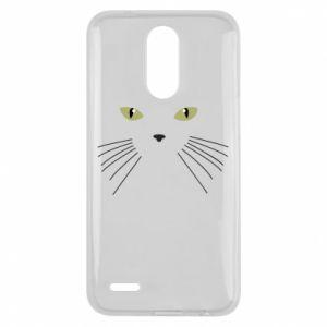 Lg K10 2017 Case Muzzle Cat