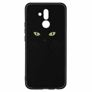 Huawei Mate 20Lite Case Muzzle Cat