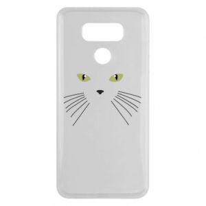 LG G6 Case Muzzle Cat