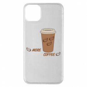 Etui na iPhone 11 Pro Max More coffee