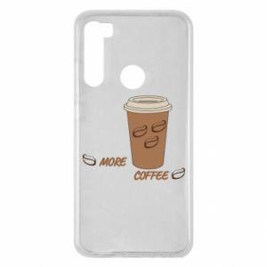 Etui na Xiaomi Redmi Note 8 More coffee