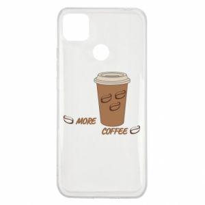 Etui na Xiaomi Redmi 9c More coffee