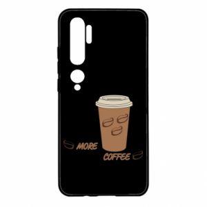 Etui na Xiaomi Mi Note 10 More coffee
