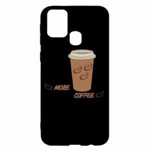 Etui na Samsung M31 More coffee