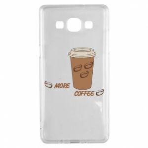 Etui na Samsung A5 2015 More coffee