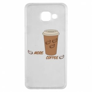 Etui na Samsung A3 2016 More coffee