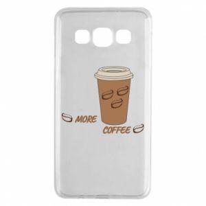 Etui na Samsung A3 2015 More coffee