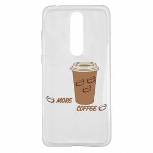 Etui na Nokia 5.1 Plus More coffee