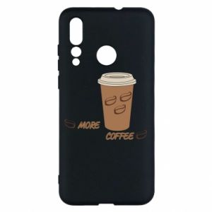 Etui na Huawei Nova 4 More coffee