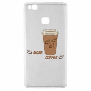Etui na Huawei P9 Lite More coffee