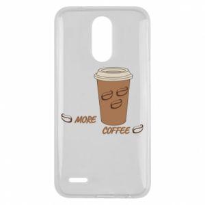 Etui na Lg K10 2017 More coffee