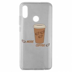Etui na Huawei Honor 10 Lite More coffee