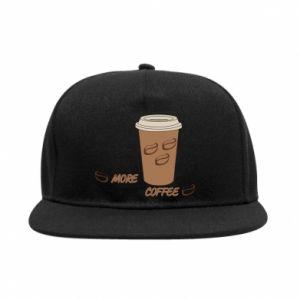 Snapback More coffee