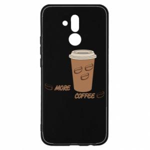 Etui na Huawei Mate 20 Lite More coffee